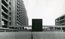 ABB, Deutsche Bundesbank Frankfurt am Main, 1972. Photo: Ulfert Beckert