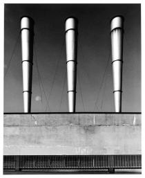 Gabriele Basilico, Fabbrica, 1983. Deutsche Bank Collection. � Gabriele Basilico