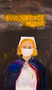 Richard Prince, Masquerade nurse, 2004. Courtesy Gana Art.