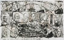 Anselm Kiefer, Wege der Weltweisheit: die Hermanns-Schlacht, 1978. Deutsche Bank Collection at the St�del Museum. � Anselm Kiefer