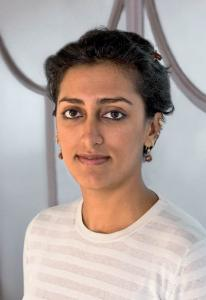 Sandhini Poddar, Assistant Curator of Asian Art, Guggenheim Museum, New York. Photo: David Heald, courtesy Solomon R. Guggenheim Foundation