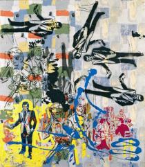 Sigmar Polke, Untitled (Drehung), 1979, Deutsche Bank Collection, © VG Bild-Kunst, Bonn 2010