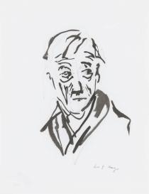 Fiona Tan, Sketch of Henry, 2006. Deutsche Bank Collection. Courtesy of the artist and Frith Street Gallery, London
