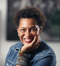 Carrie Mae Weems. Photo: John D. & Catherine T. MacArthur Foundation