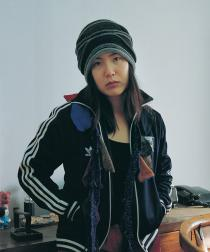 Cao Fei. Photo: Wang Chao, 2007.