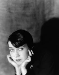 Man Ray, Portrait of Berenice Abbott, 1925. Collection Hank O�Neal, New York. � Man Ray Trust / ADAGP Paris 2011