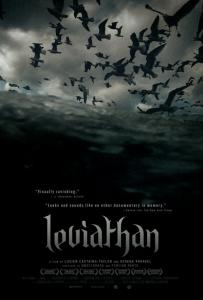 Lucien Castaing-Taylor and V�r�na Paravel, Leviathan, 2012, Film poster. Courtesy of the artists.