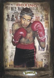 Dr. Lakra, untitled (boxing), 2005; Deutsche Bank Collection � Dr. Lakra, Kurimanzutto, Mexico City