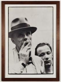 Joseph Beuys, F�r Blinky, n.d.; Deutsche Bank Collection, � VG Bild-Kunst, Bonn 2010