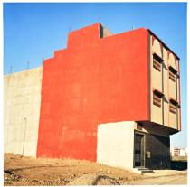 Yto Barrada, Red Walls No. 02, 2010. Deutsche Bank Collection. Courtesy Sfeir-Semler Gallery, Hamburg/Beirut