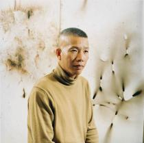 Portrait of Cai Guo-Qiang.Photo: Donald Milne. � Sammlung Deutsche Bank