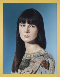 Gillian Wearing, Self Portrait of Me Now in Mask, 2011. Courtesy of Maureen Paley, London