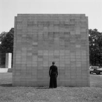 Carrie Mae Weems, Lewitt's Wall from Beacon, 2003-05. Courtesy of the Artist, and Jack Shainman Gallery, New York