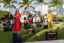 Naama Tsabar, Composition 18, 2016