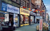 Richard Estes, Supreme Hardware, 1974