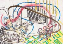 Sigmar Polke, Untitled, 1983, Deutsche Bank Collection, © VG Bild-Kunst, Bonn 2010