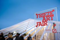 Frieze New York. Courtesy of Graham Carlow/ Frieze. Photo: Graham Carlow.