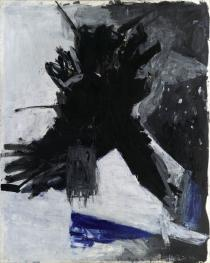 Georg Baselitz, Adler, 1977. Deutsche Bank Collection at the Städel Museum. © Georg Baselitz
