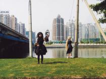 Cao Fei, Cosplayers: Pearl Riverside, 2004