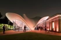 Serpentine Sackler Gallery. © 2013 Luke Hayes