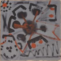 A.R. Penck, Untitled, 1977. Deutsche Bank Collection. © VG Bild-Kunst, Bonn 2013