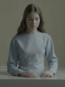 Michaël Borremans, The Bread, 2012 (video still). Courtesy the artist and Zeno X Gallery, Antwerp