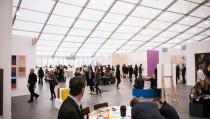 Frieze New York. Courtesy of Jonathan H�kklo/ Frieze. Photo: Jonathan H�kklo.