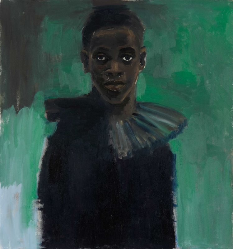 Lynette Yiadom-Boakye, A Passion Like No Other, 2012. © Courtesy of Lynette Yiadom-Boakye
